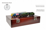 25-2014 Bachmann OO Scale Silver Anniversary Set